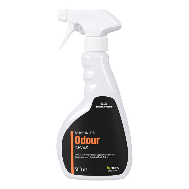 Blue and green Środek niwelujący nieprzyjemny zapach Odour Remover SP Break up
