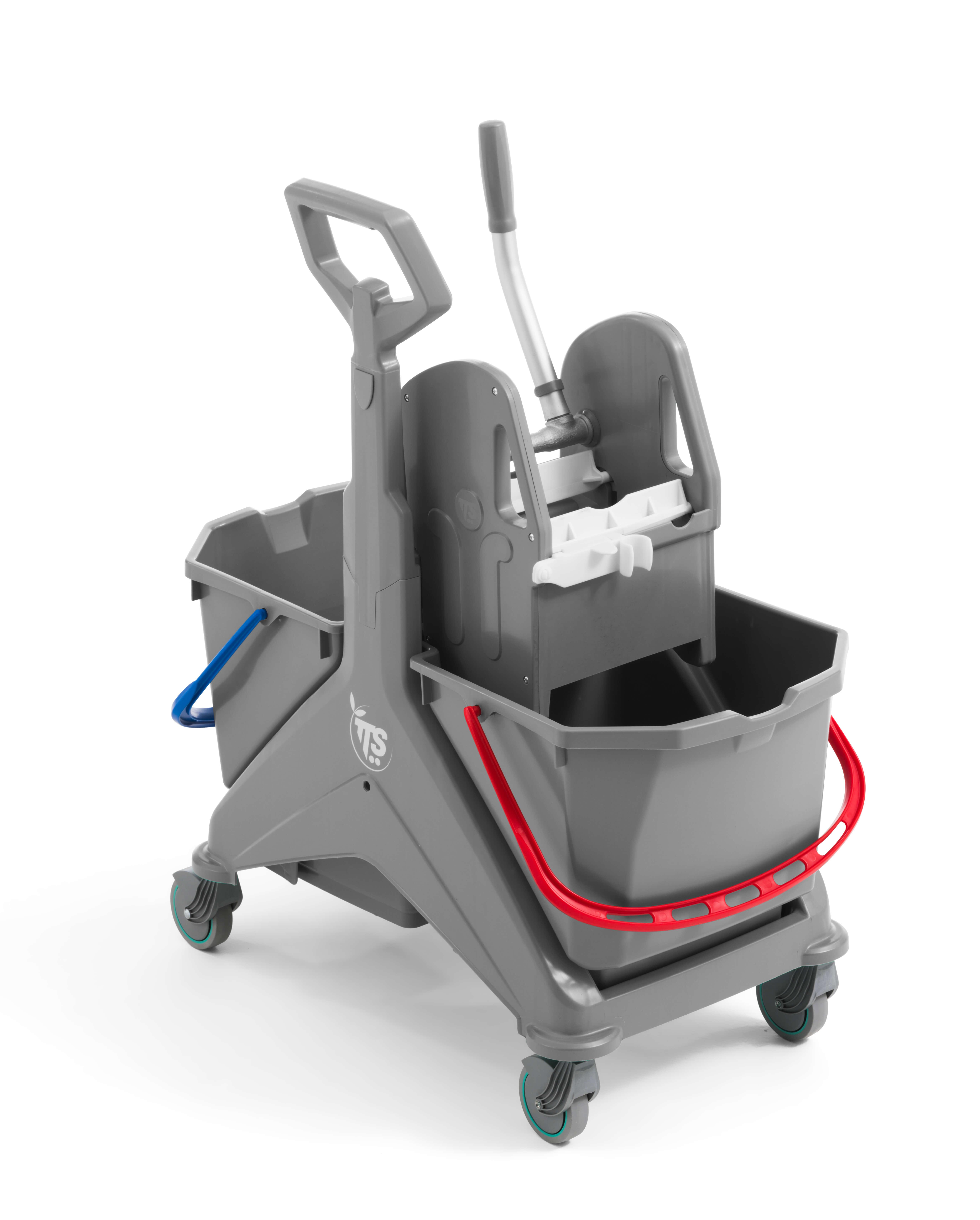 Wózek TTS Nickita to profesjonalny sprzęt do mycia podłóg